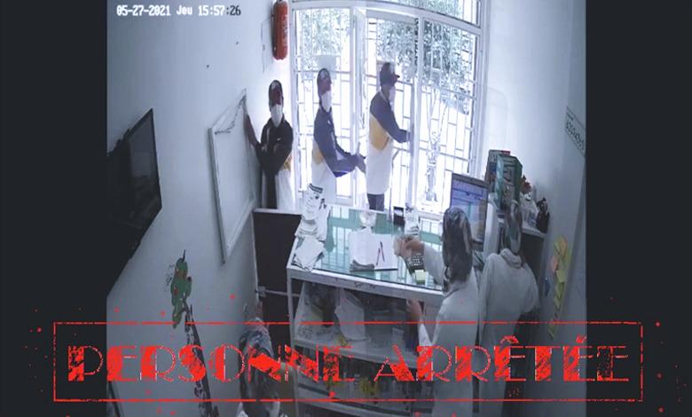الأمن بمكناس يوقف متهم بالسرقة بإستخدام السلاح الأبيض