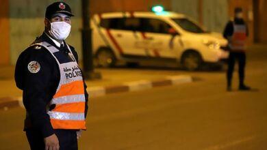 مصالح الأمن بالعيون، حزم على تنزيل قرار حظر التنقل الليلي