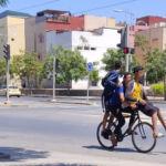 دراجة النقل السريع
