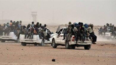 الجزائر تطرد أزيد من ألف و200 مهاجر نحو النيجر