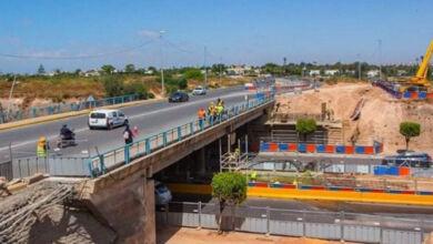 إغلاق مؤقت لقنطرة العبور على الطريق الوطنية رقم11 بسبب الأشغال من 29 يوليوز الجاري إلى 22 غشت المقبل