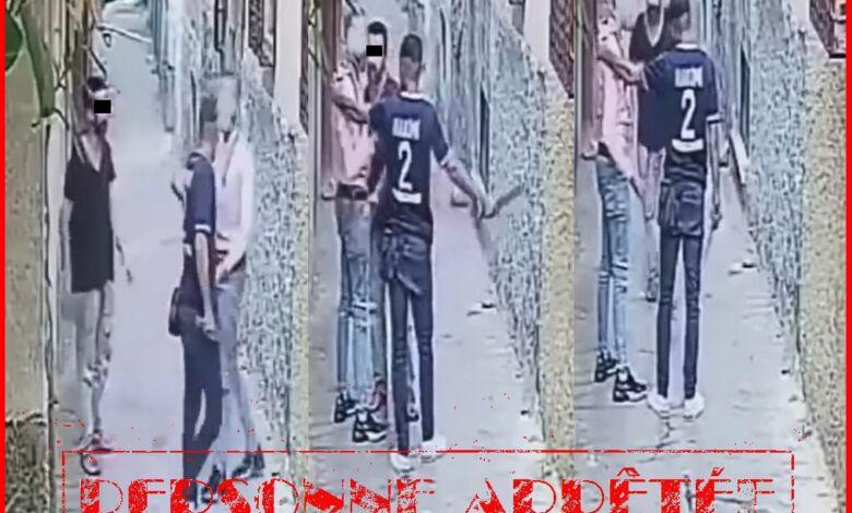 """أمن طنجة يتفاعل بسرعة مع فيديو """"الكريساج"""" بحي المصلى"""